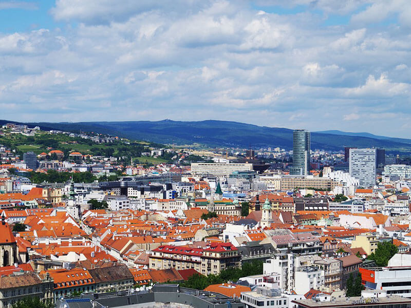 centro di Bratislava
