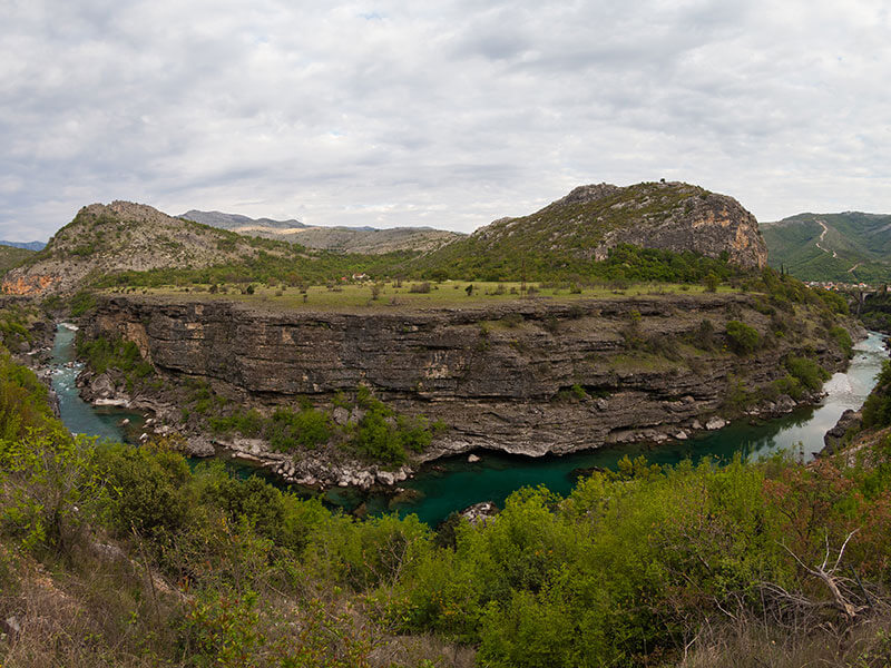 Paesaggi di Podgorica