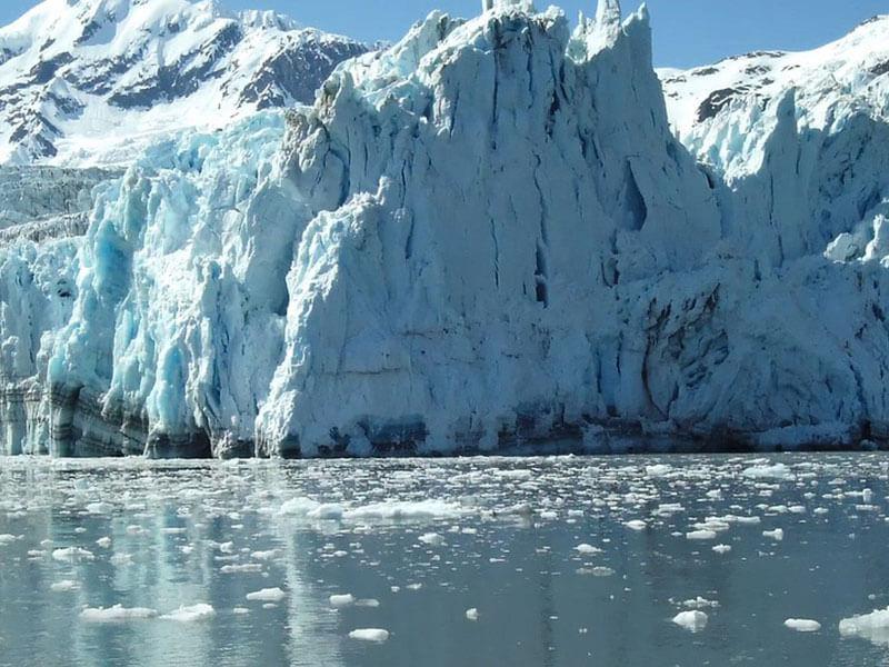 Ghiacciai in Alaska