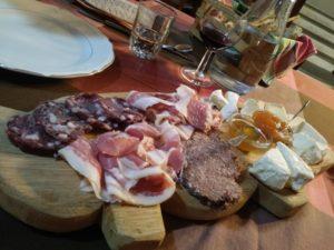 salumi e formaggi del Monferrato